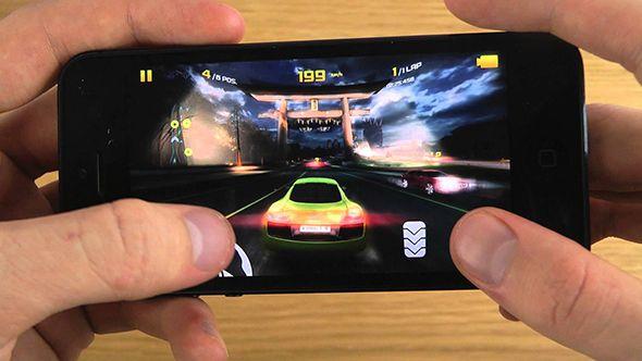 Los 5 Mejores Juegos De Coches Para Iphone 6 Y 6 Plus Iphone