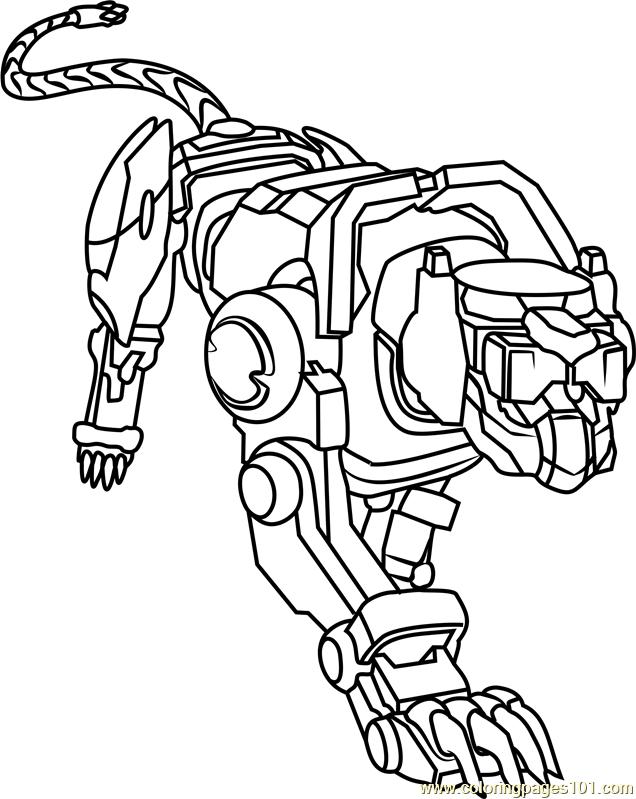 Blue Lion Printable Coloring Page For Kids And Adults Lion Coloring Pages Coloring Pages Cartoon Coloring Pages