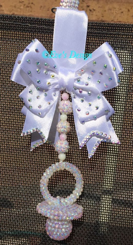 Personalised stunning pram charm in black 2 baby girls boys ideal gift
