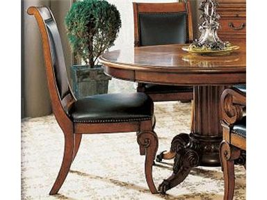 Fine Furniture Design Bountiful Harvest Upholstered Back Side Chair 320 824 Fine Furniture Design Furniture Dining Room Chairs