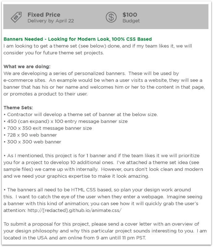 How Do You Write A Great Job Post Job Posting Proposal Letter