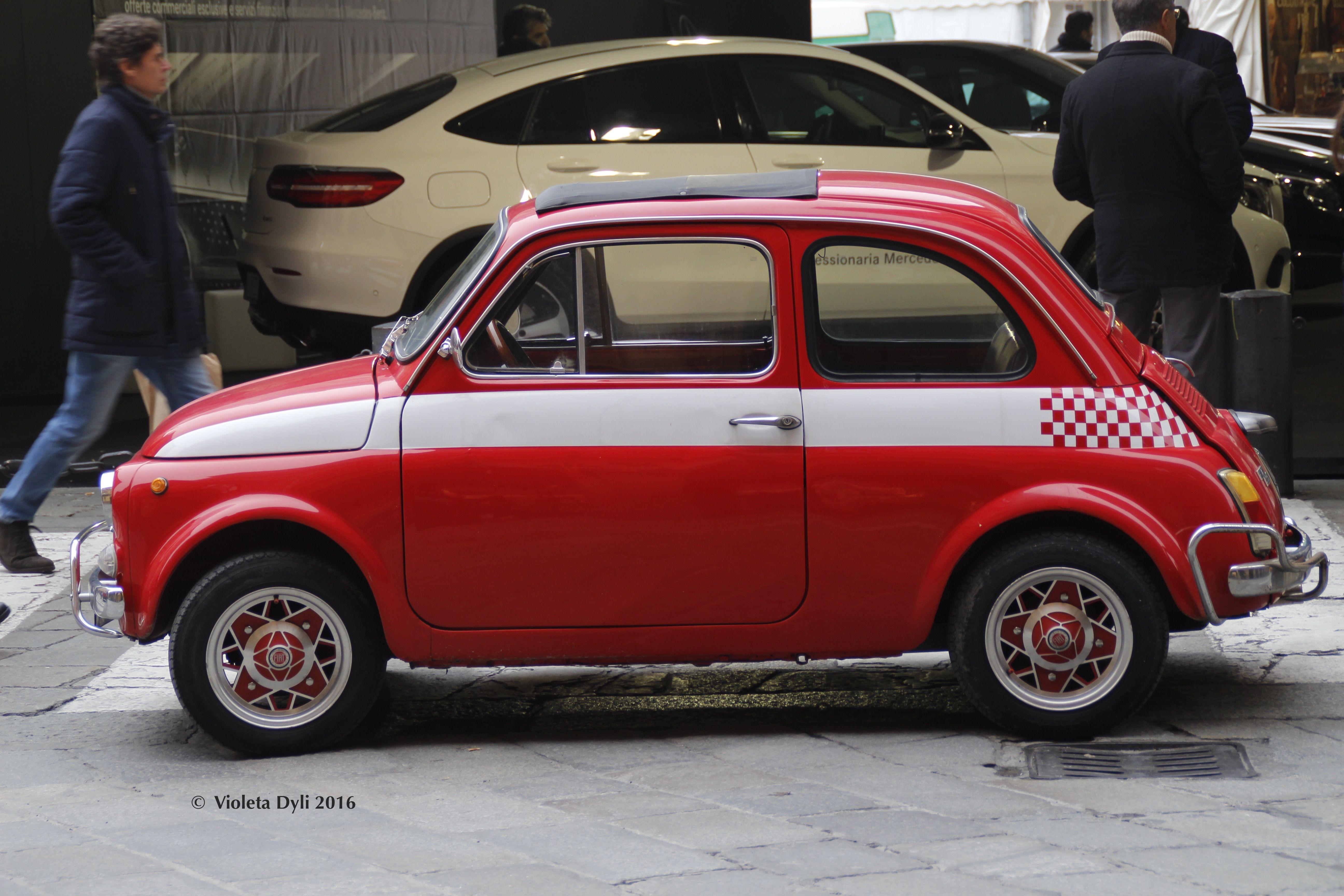 Auto d'epoca , Italy