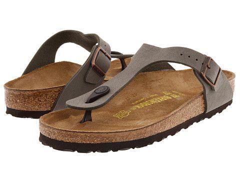 a40b10e14665 Birkenstock Gizeh Birkibuc Sandals