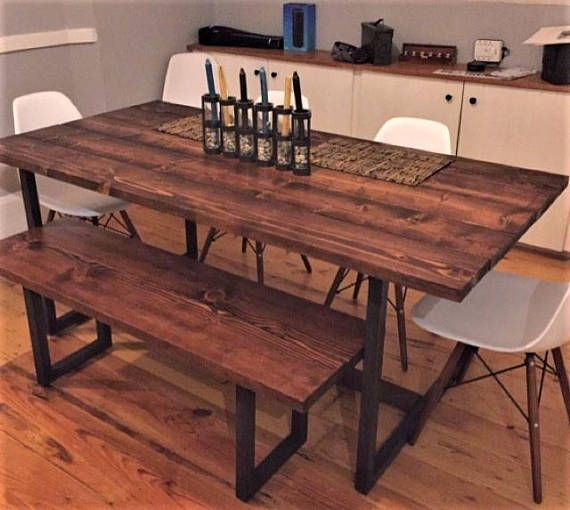 The Lentini Dining Table Ships To Lower 48 States Handmade