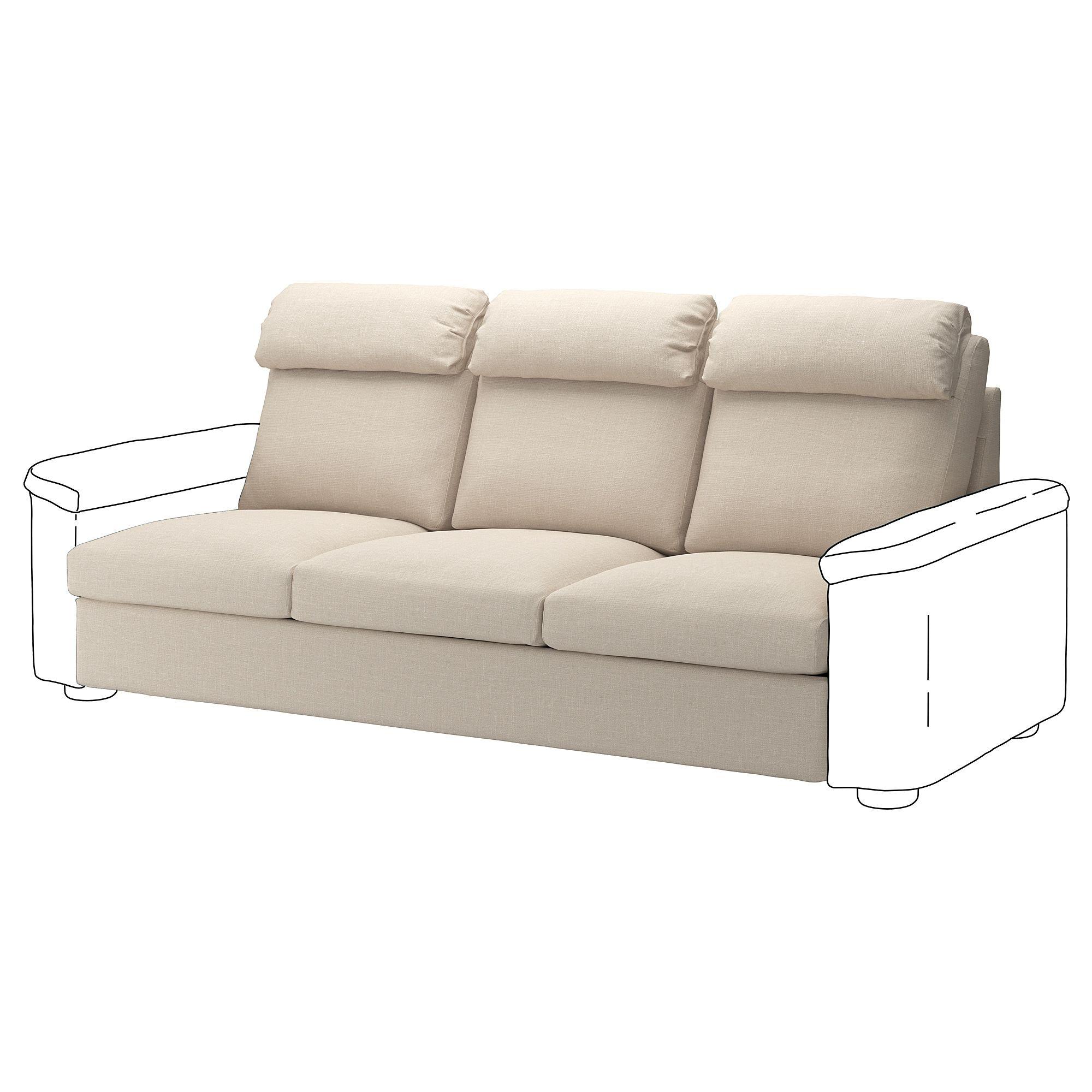 Us Furniture And Home Furnishings Ikea Modular Sofa Light Beige