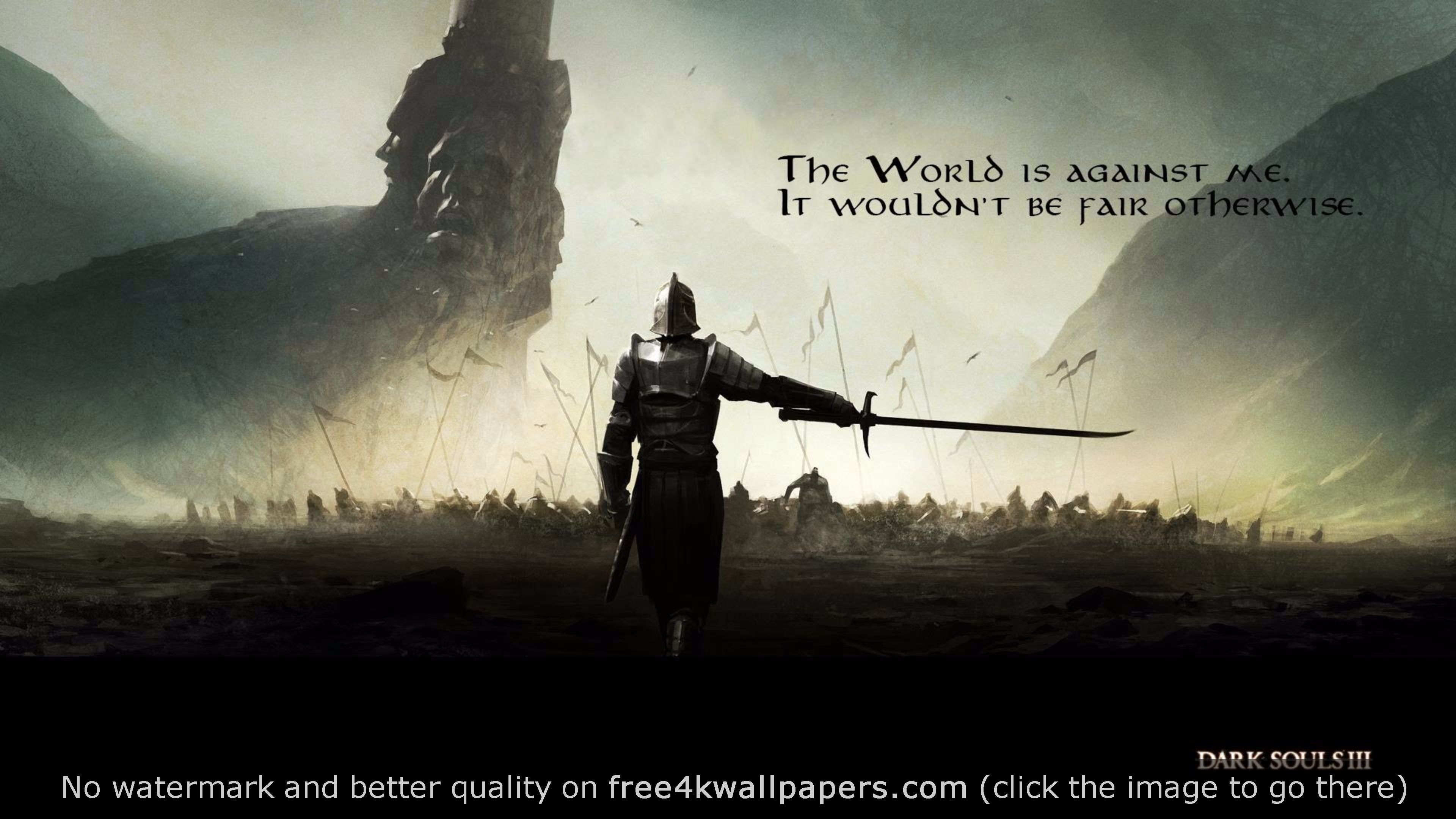 Inspirational Picture Quotes Or Great Souls: Quotes Dark Souls S Wallpaper