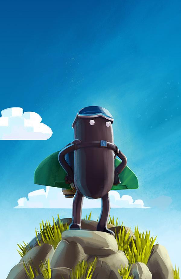 Indie Games 2019 on Behance Indie games, Indie, Animation