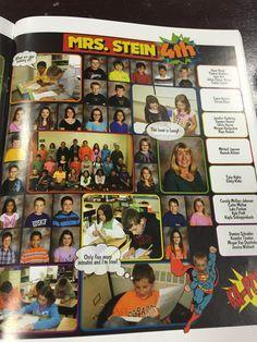 comic book yearbook ideas superhero yearbook examples layout
