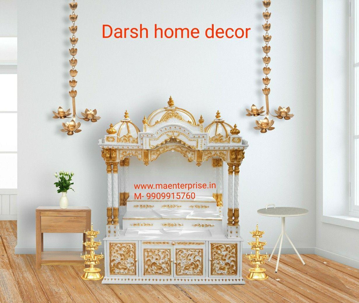 On Best Pooja Mandir Designs Pooja temples, hindu altars, wooden shrines online australia.