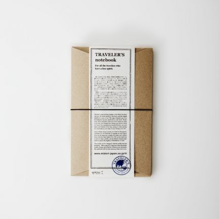 Traveler's Notebook from @shopfolklore #holidays #travel