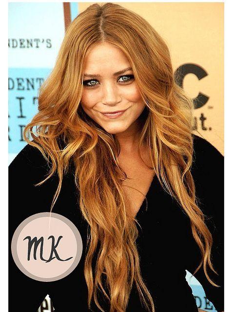 Strawberry Blonde Hair Blake Lively Rachel Mcadams Mary Kate Olsen