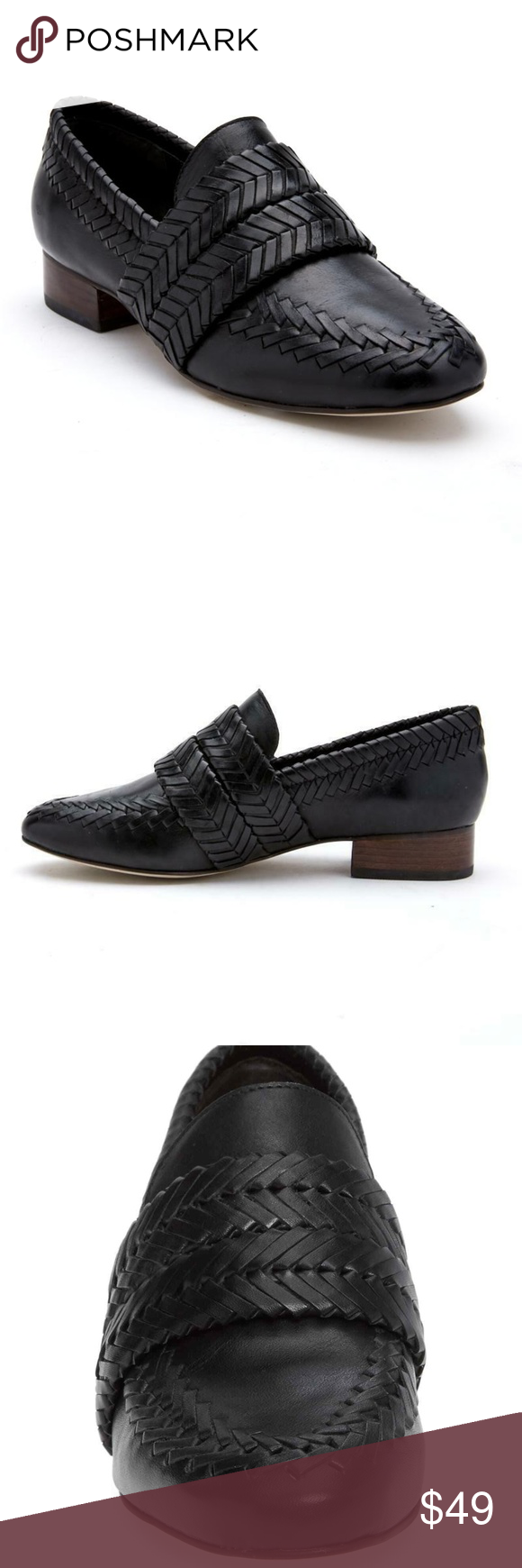 new leather Matisse Edith Loafers