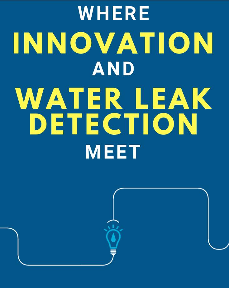 Step 1: Find the leak. Step 2: Fix the leak. Sounds pretty ...
