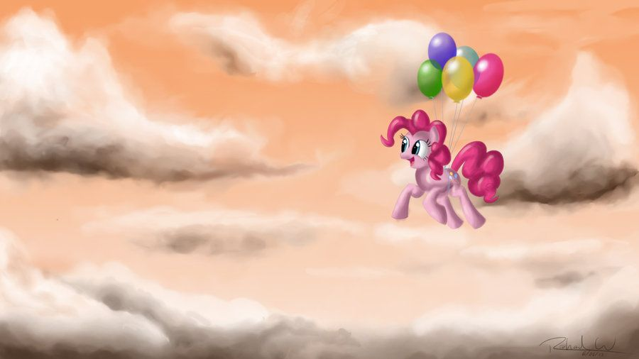 Pinkie in the Sky by ~Psychoanalytic
