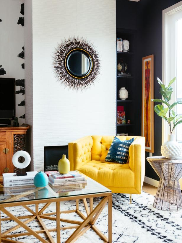 25 Living Room Color Palettes You've Never Tried   HGTV ...