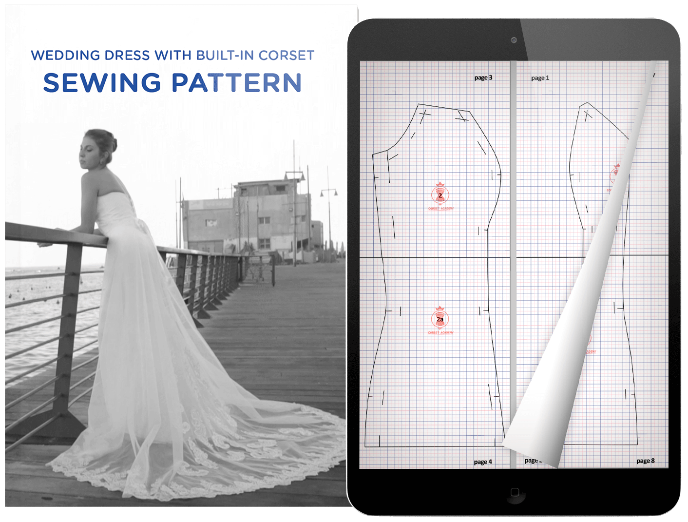 Book Just In 1 Day Wedding Dress Sewing Patterns Dress Sewing Patterns Free Sewing Wedding Dress