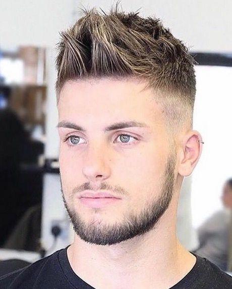 Styled Herren Haarschnitte Frisuren Stile 2018 Herrenfrisuren Haarschnitt Frisuren Rundes Gesicht