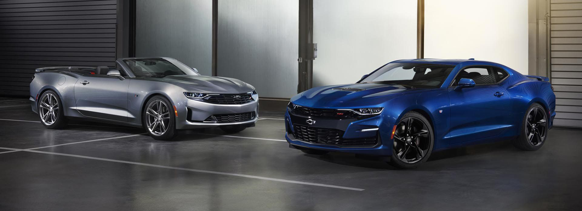Now You Can Save Up To 3,000 On A New 2019 Chevy Camaro