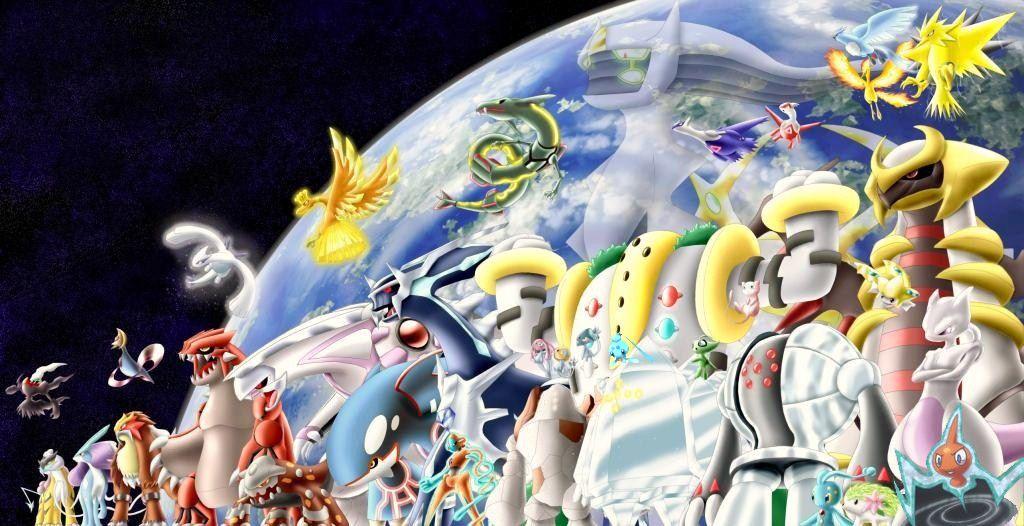 Pokemon sam 39 s board pokemon images all legendary pokemon pokemon pictures - Pokemon platine legendaire ...