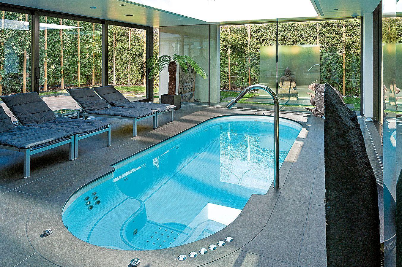 clair azur spa de nage conjuguant hydroth rapie et. Black Bedroom Furniture Sets. Home Design Ideas