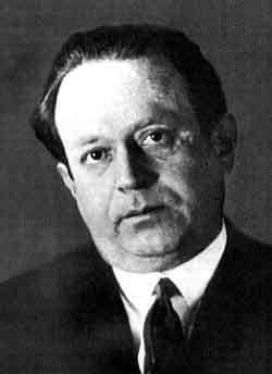 Kurt Tucholsky-deutscher Journalist und Schriftsteller