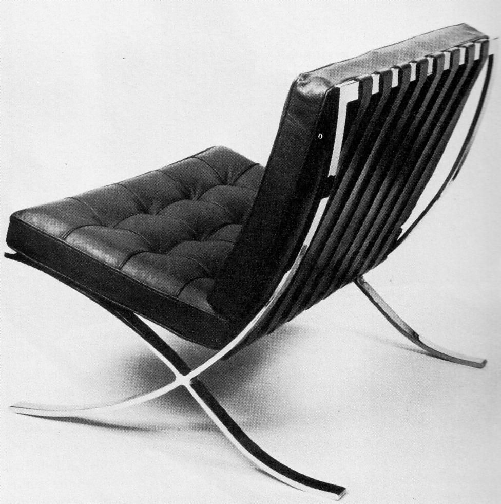 van der rohe furniture. Knoll Sued Over Mies Van Der Rohe Furniture Designs -