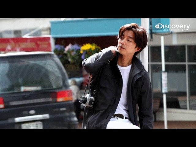 Korean Actor - Gong Yoo (공지철) ~ Discovery Expedition, 2015 Spring Lookbook & CF