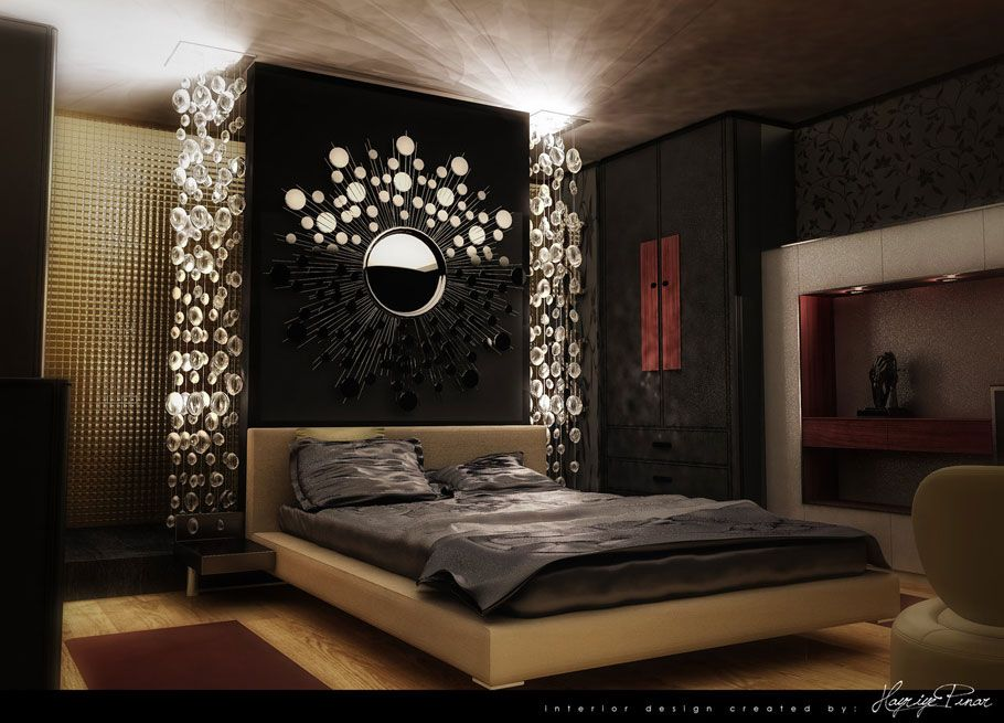 brown bedrooms brown and black bedroom designs - Brown Bedroom Design