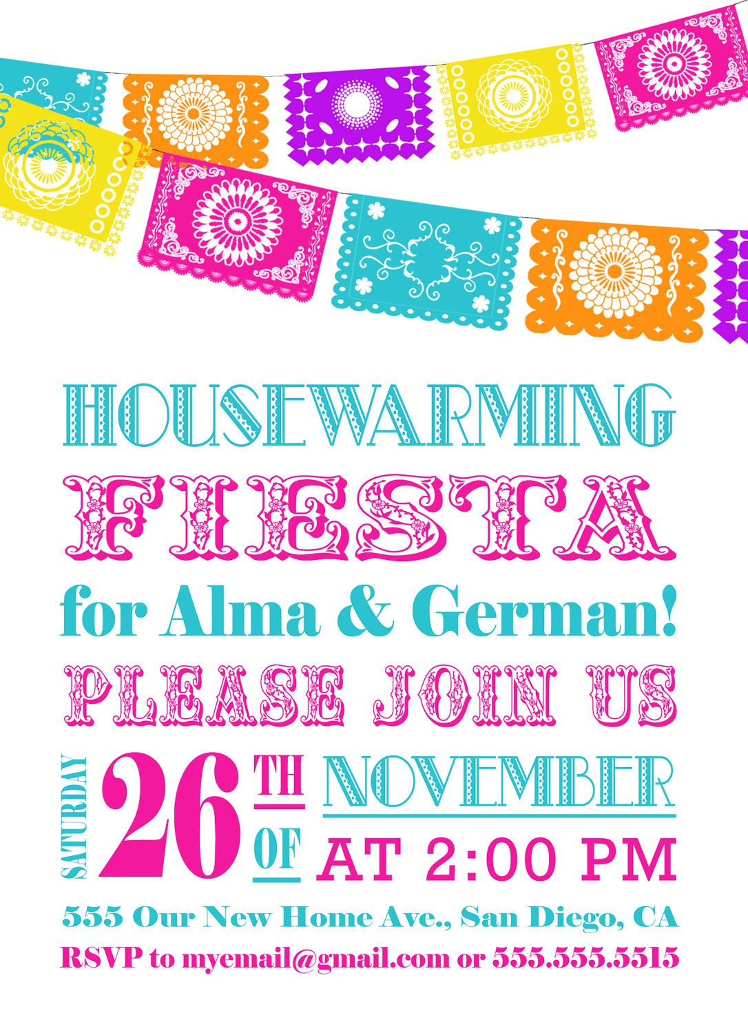 Fiesta Invitation Template Xpqoi7bu