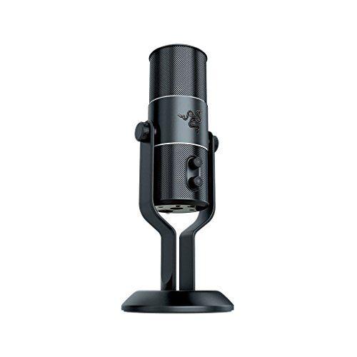 Razer Seiren Elite Usb Digital Microphone 8211 Record With Professional Grade Studio Sound Microphone Gaming Microphone Razer