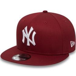 Photo of Kappe New Era 9Fifty Mlb League Esential Ny Yankees Snapback Hot Red New Era
