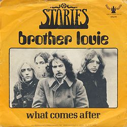 stories brother louie 1973 album covers pinterest