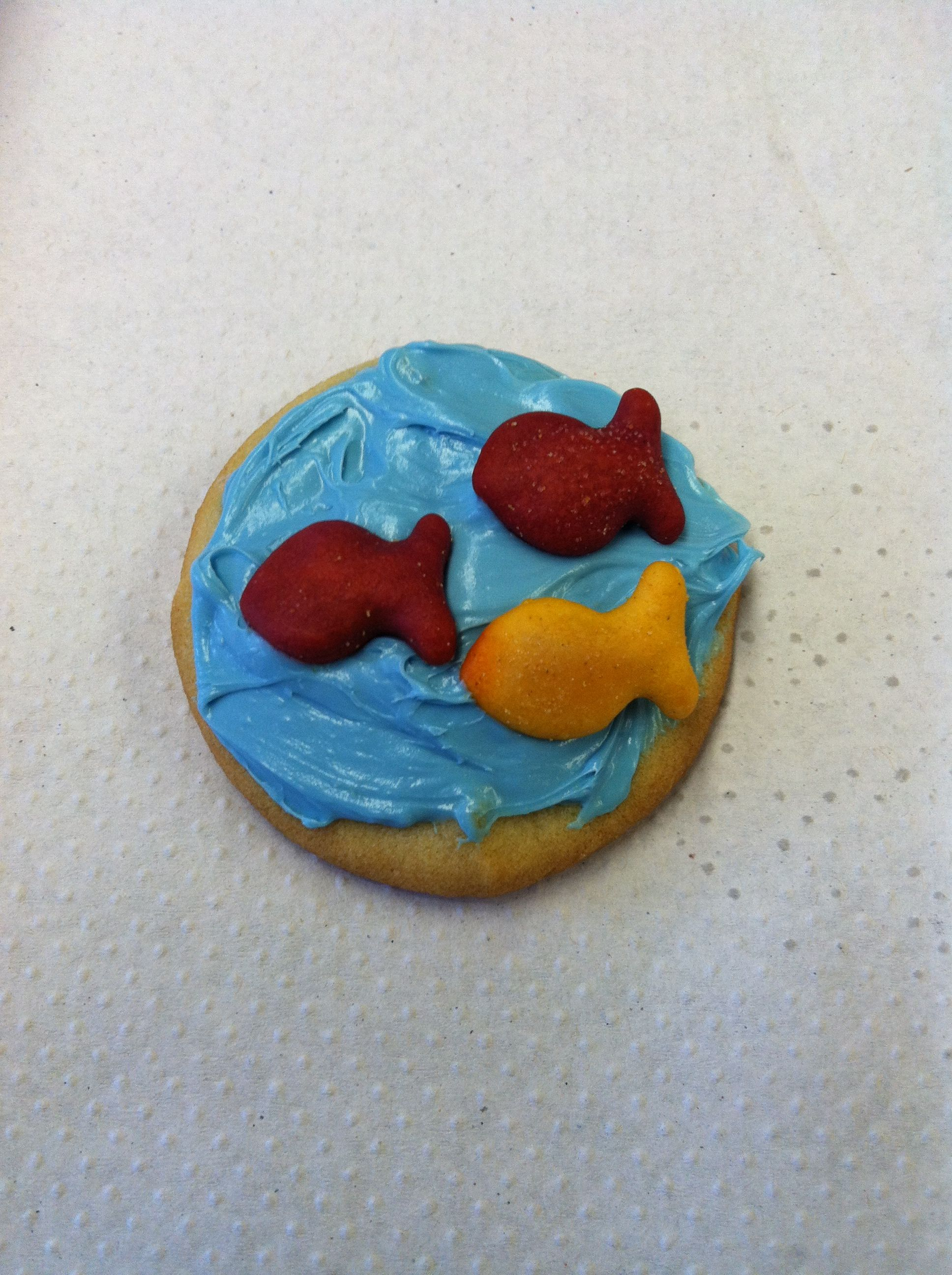 One Fish Two Fish Dr Seuss Cooking Activity Sugar Cookie