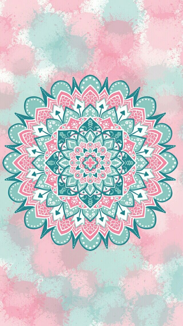Pin de shauna en wallpapers en 2019 mandala iphone for Fondos lindos para celular