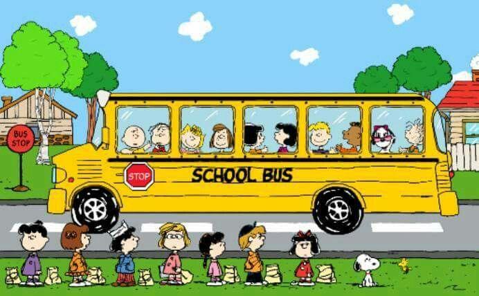 Retour à l'école pour Charlie Brown, Snoopy, les arachides-1662