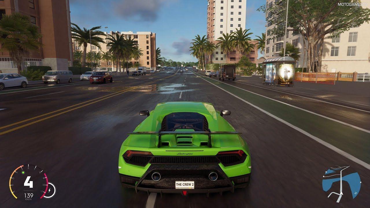 The Crew 2 - Lamborghini Huracan Performante Gameplay (Live