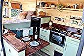 SWEET Dodge Promaster 2500 Custom Camper Van Conversion Walkthrough by Josh Phelps of Stinson Vans  The Crazy Outdoor Mama