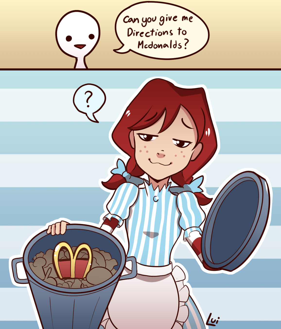 Directions To The Nearest Mcdonalds Funny Pinterest Funny