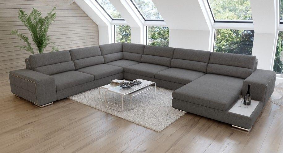 Wohnzimmergarnituren günstig ~ Wohnlandschaft lomo das große sofa in u form bieten sagenhaft