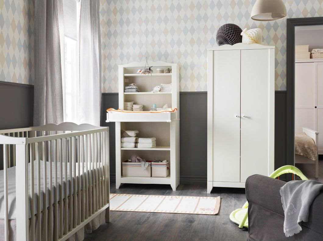 Us Furniture And Home Furnishings Ikea Nursery Furniture Baby