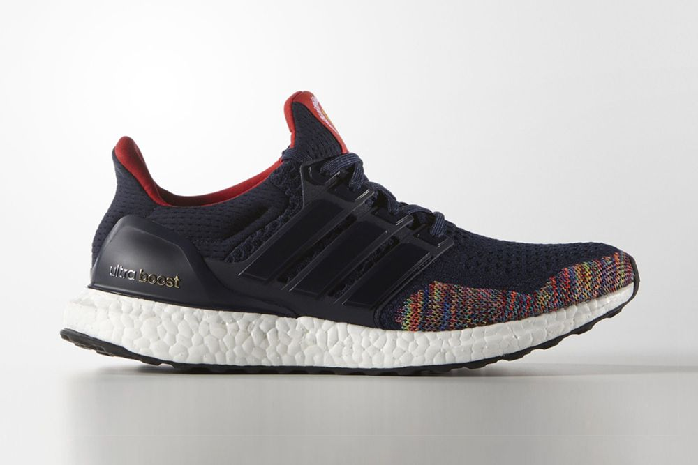 adidas Celebrates the Chinese New Year With Multicolored