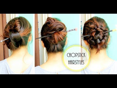 2 Messy Buns For Oily Hair Easy Hairstyles For Long Hair For College Work Deepika Padukone Youtube Hair Styles Greasy Hair Hairstyles Easy Hairstyles