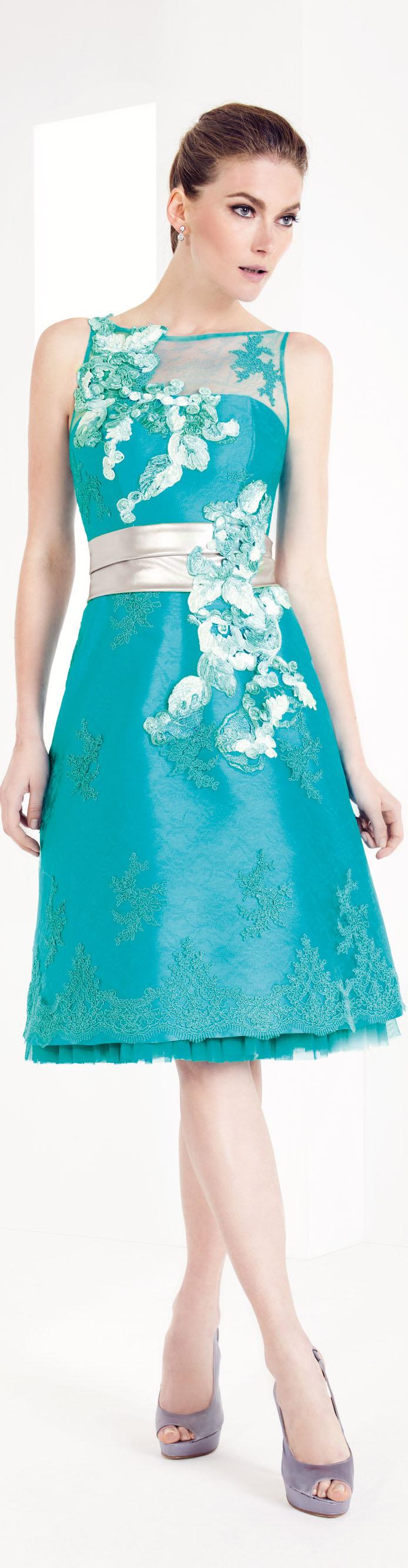 The Patricia Avendano Party Dresses 2015 Collection   ❤ Fashion ...