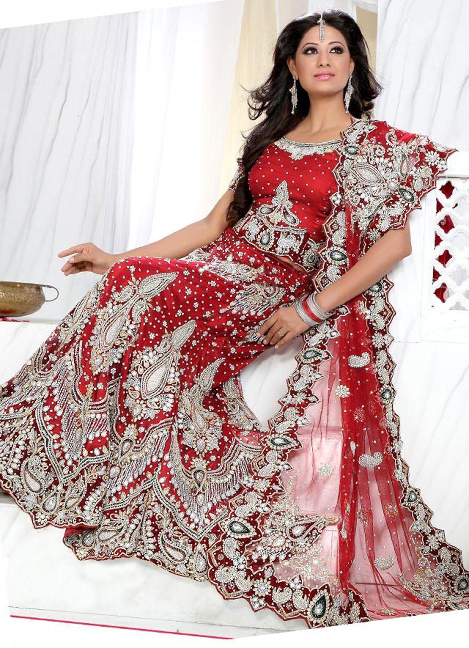 Bridal lengha | Dress | Pinterest