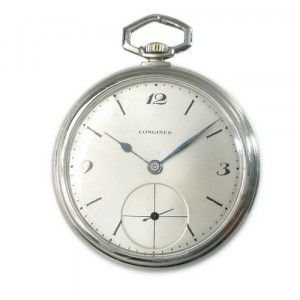 [POCKET WATCH]1937Longine 론진회중시계