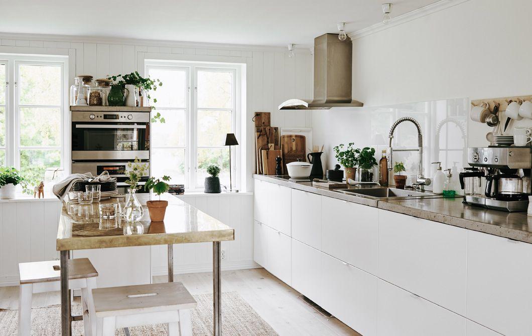 Möbel · Mach Den Koch  Und Essbereich Zum Mittelpunkt Deines Zuhauses. Zum  Beispiel Mit Einer Kochinsel