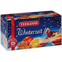 Teekanne Winterzeit Tee 20 x 3,0 g Teekanne Teemarke #teapotset