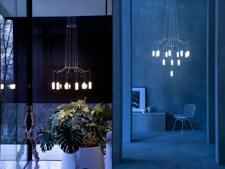 Prandina mobili ~ Chan suspension lamp by prandina » retail design blog my