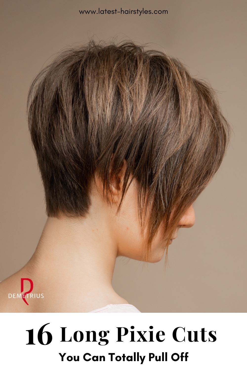 Pin On Long Pixie Cuts
