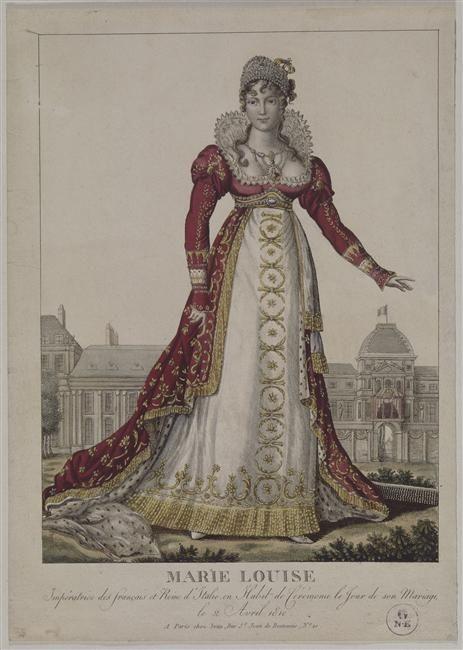Empire Era Dresses